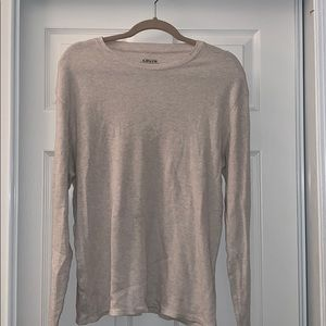 LEVI'S cream color long sleeve thermal